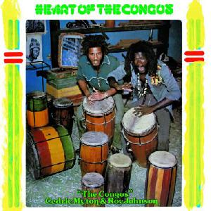 Congos, The: Heart of the Congos, Coverabbildung