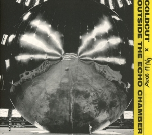 Coldcut x On-U Sound: Outside the echo, Coverabbildung