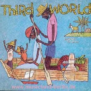 Third World: Journey to Addis, Coverabbildung