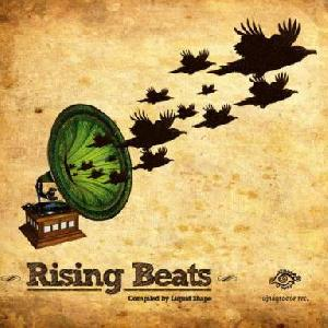 V.A.: Rising beats, Coverabbildung