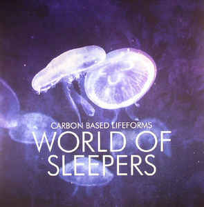 Carbon Based Lifeforms: World of sleepers, Coverabbildung