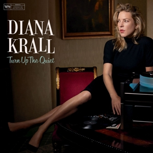 Krall, Diana: Turn up the quiet, Coverabbildung