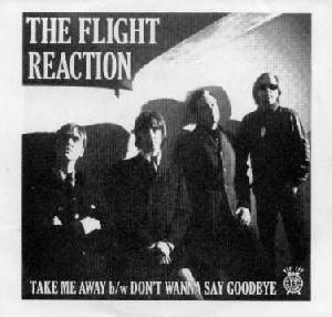 Flight Reaction, The: Take me away, Coverabbildung