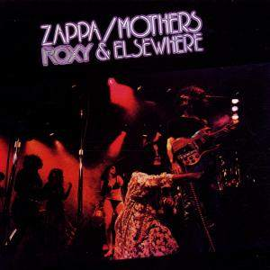 Zappa, Frank: Roxy & elsewhere, Coverabbildung