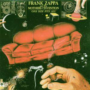 Zappa, Frank: One size fits all, Coverabbildung
