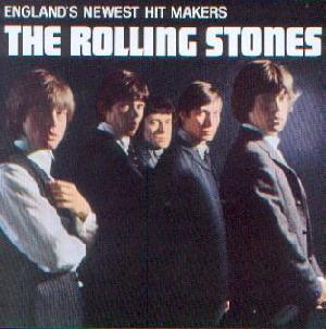 Rolling Stones, The: England's newest hit makers, Coverabbildung