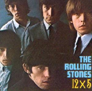 Rolling Stones, The: 12 x 5, Coverabbildung