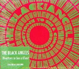 Black Angels, The: Directions to see a ghost, Coverabbildung