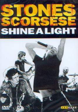 Rolling Stones, The: Shine a light, Coverabbildung