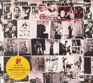 Rolling Stones, The: Exile on Main Street, Coverabbildung