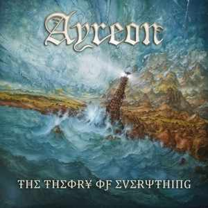 Ayreon: The theory of everything, Coverabbildung
