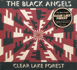 Black Angels, The: Clear lake forest, Coverabbildung