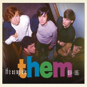 Them: The complete Them (1964 - 1967), Coverabbildung