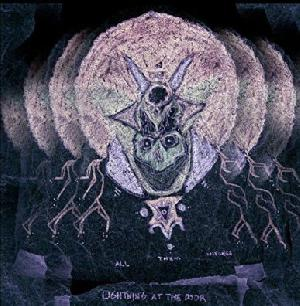 All Them Witches: Lightning at the door, Coverabbildung