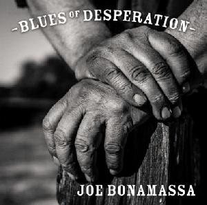 Bonamassa. Joe: Blues of desperation, Coverabbildung