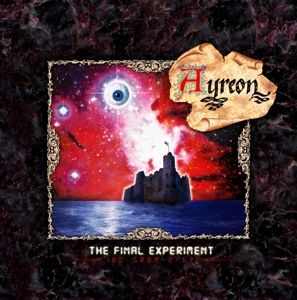 Ayreon: The final experiment, Coverabbildung