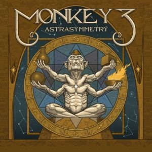 Monkey3: Astra symmetry, Coverabbildung
