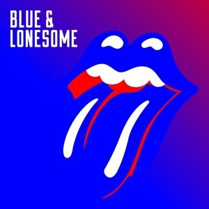 Rolling Stones, The: Blue & lonesome, Coverabbildung