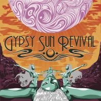 Gypsy Sun Revival: Gypsy Sun Revival, Coverabbildung