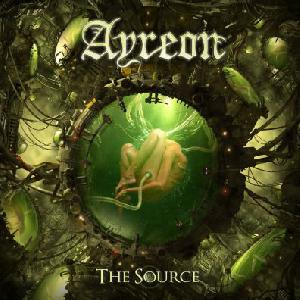 Ayreon: The source, Coverabbildung