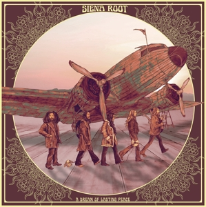 Siena Root: A dream of lasting peace, Coverabbildung
