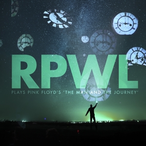 RPWL: Plays Pink Floyd's The man and the journey, Coverabbildung