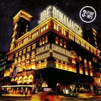 Bonamassa, Joe: Live at Carnegie Hall - An acoustic evening, Coverabbildung