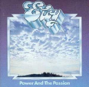 Eloy: Power and the passion, Coverabbildung