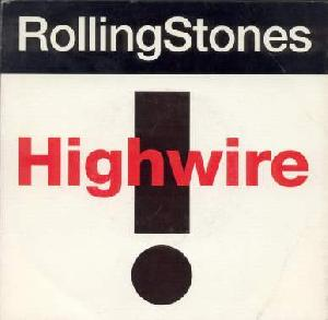 Rolling Stones, The: Highwire, Coverabbildung