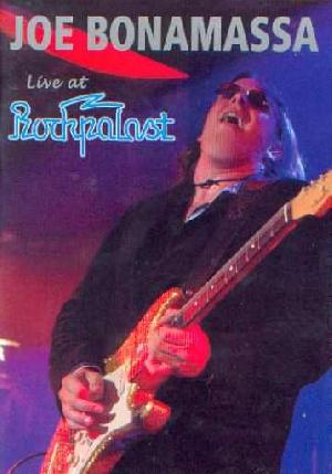 Bonamassa, Joe: Live at Rockpalast, Coverabbildung